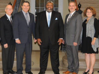 Gastonia mayor and city council members
