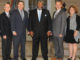 Gastonia mayor and city council members