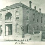 Gastonia City Hall in 1915