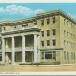 Armington Hotel in 1915