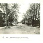 South Street looking toward Main in 1917