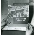 Firestone Textiles 20th anniversary brochure