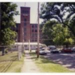 Outside of Firestone plant in 1992