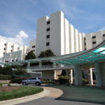 Exterior of Caromont Regional Medical Center
