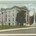 Exterior of Gaston County Courthouse