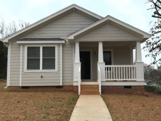 New home in the Highland Community.