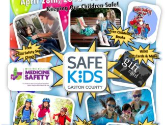 Child Safety Fair flyer