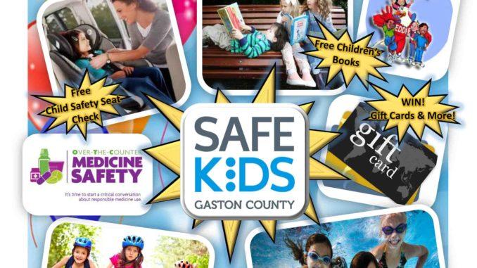 Child Safety Fair flyer