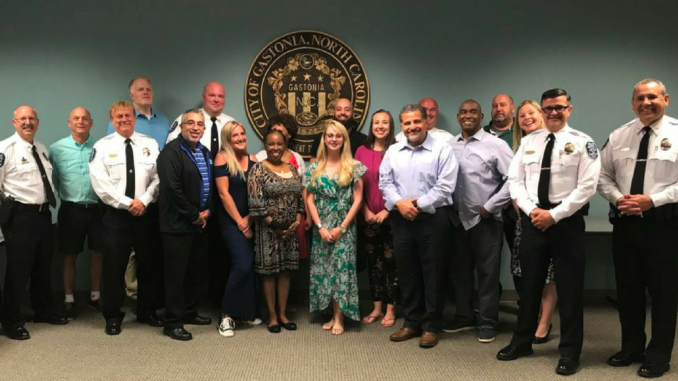 2018 Municipal Citizens Academy graduates