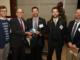 Presentation of an award