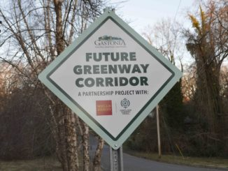 future greenway corridor sign