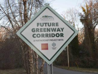 future greenway corridor sign