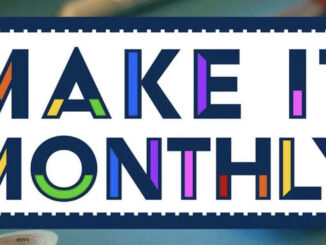 Make It Monthly workshops at the Schiele