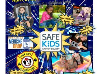 Safe Kids Day flyer