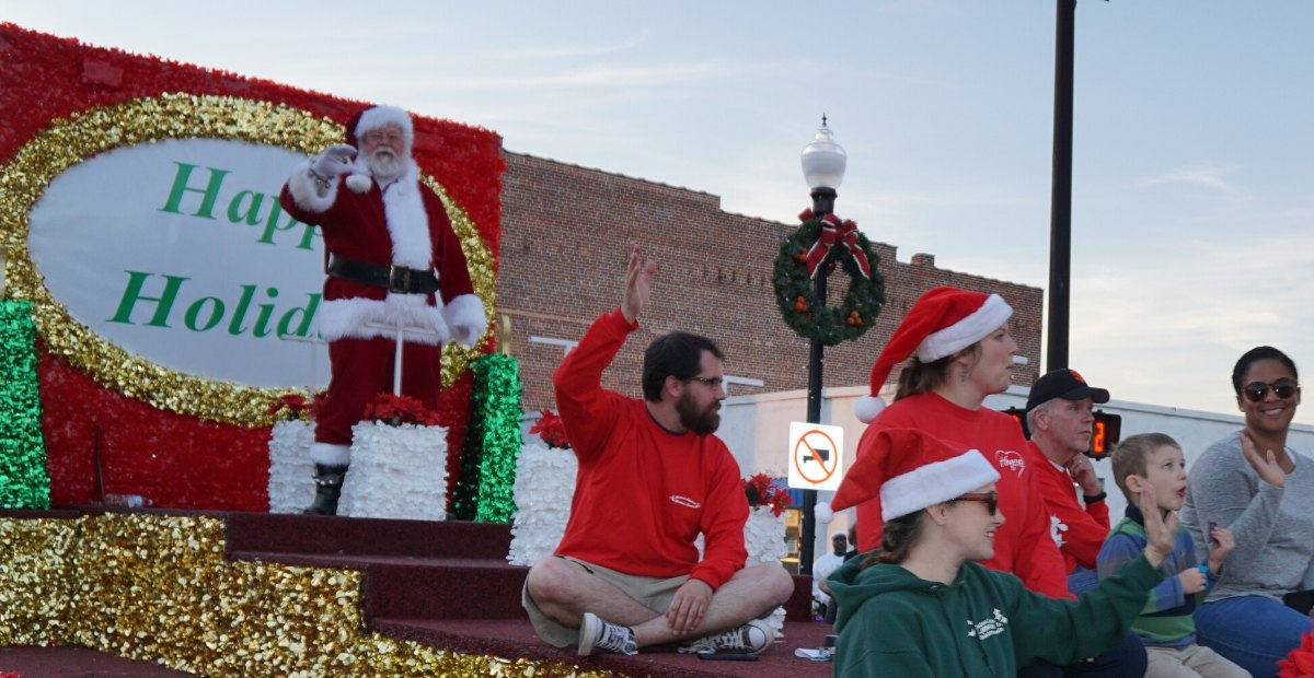 Gaston County Christmas Parades 2020 Christmas in the City Parade, Tree Lighting to be Held Dec. 1 in