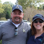Joe Albright and Stephanie Scheringer