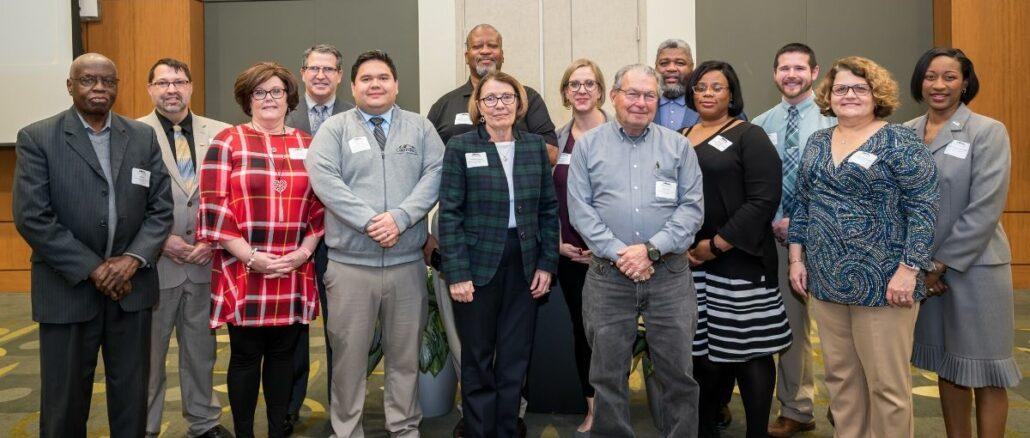 Members of the Community Development Board and City representatives