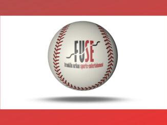 Baseball with FUSE logo