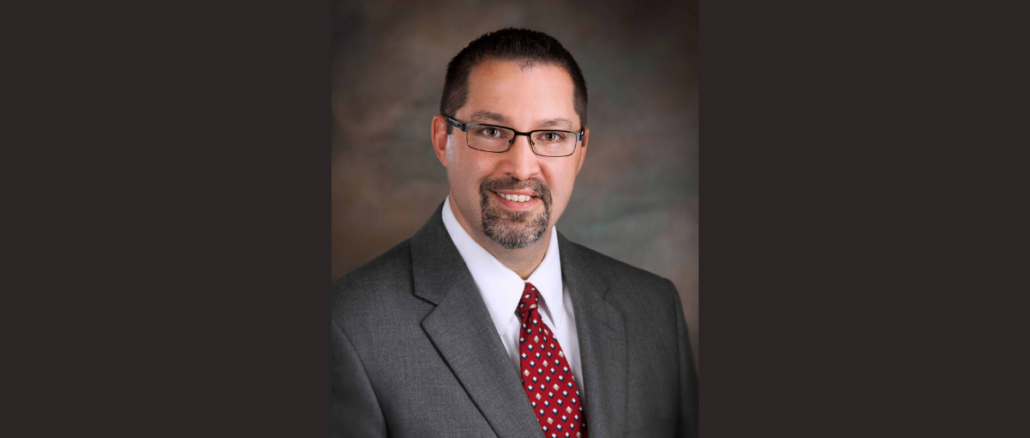 Gastonia City Councilman Robert Kellogg