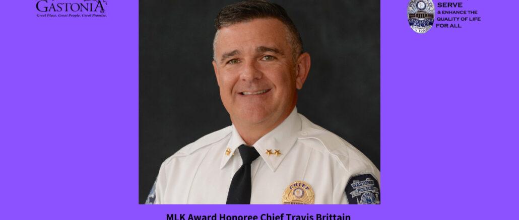 Chief Travis Brittain