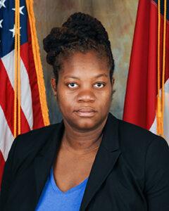 Photo of Sergeant Adrienne Walker