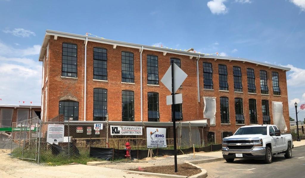 Trenton Mill redevelopment